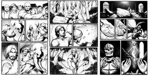 Comic page samples 3