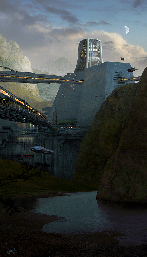 Outpost by guitfiddle