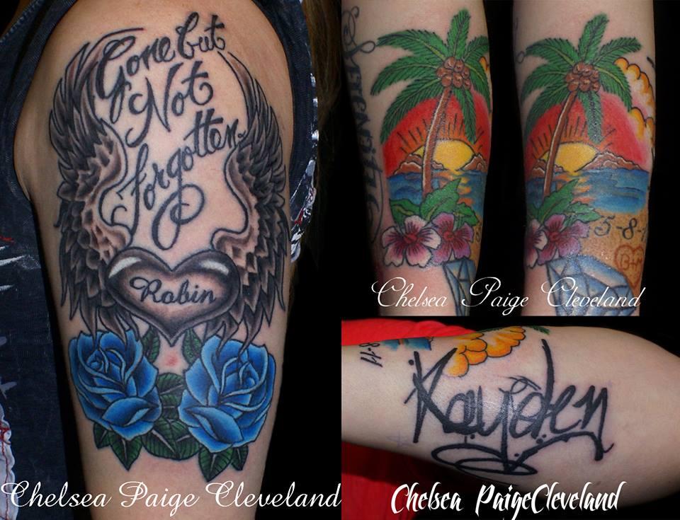 Tattoos - Memorial, Hawaii, Kayden by Chelsea-C on DeviantArt