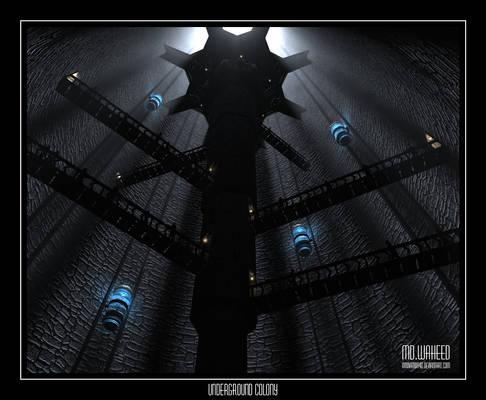 Underground Colony