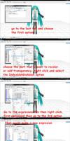 PMX expresion tutorial