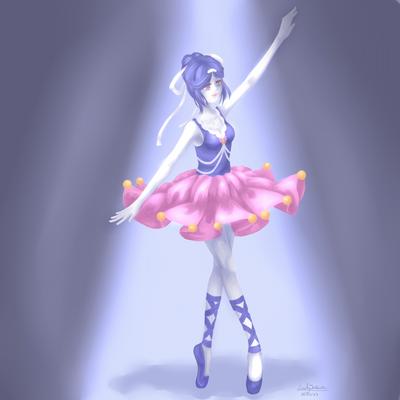 Ballora By LadySakura26 On DeviantArt