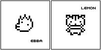 tamagotchi pixels by bluebug
