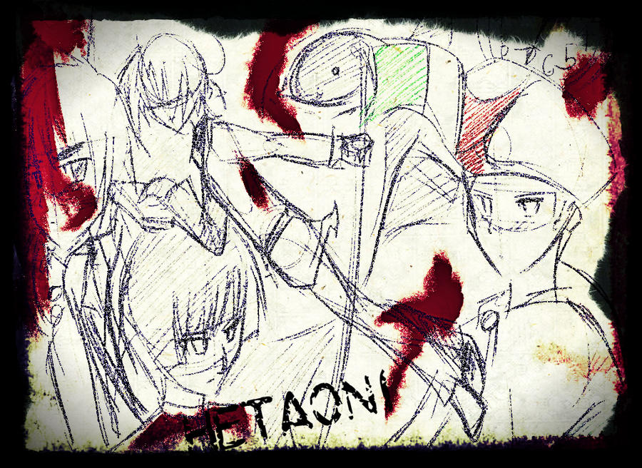 Random HetaOni fanpic by KiranaKikoeru917