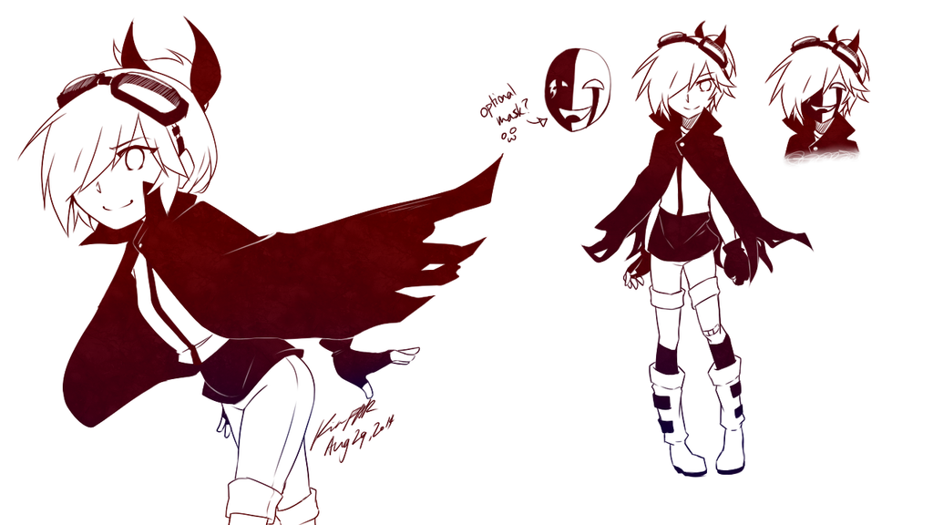 Submission for MikeInel's Missing Halloween :3 by Evo917 on DeviantArt