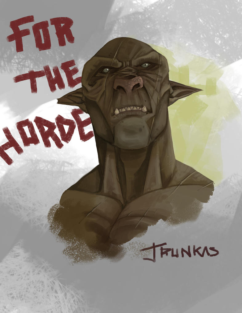 orc by trunkasART