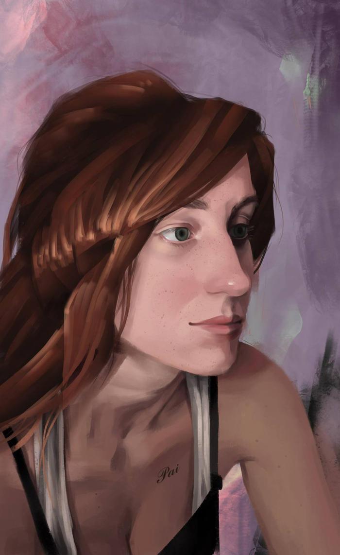 Portrait by trunkasART