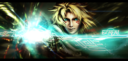 What are One of Your Favorite Games of All Time?  Ezreal_by_kolamper-d4ilv40