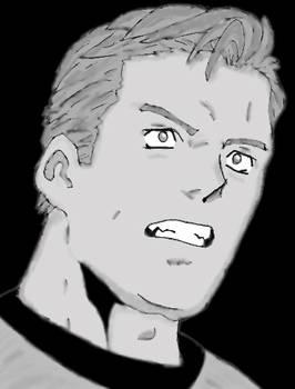 Captain Kirk a la Manga
