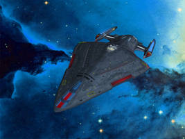 NCC-1701-F by davemetlesits