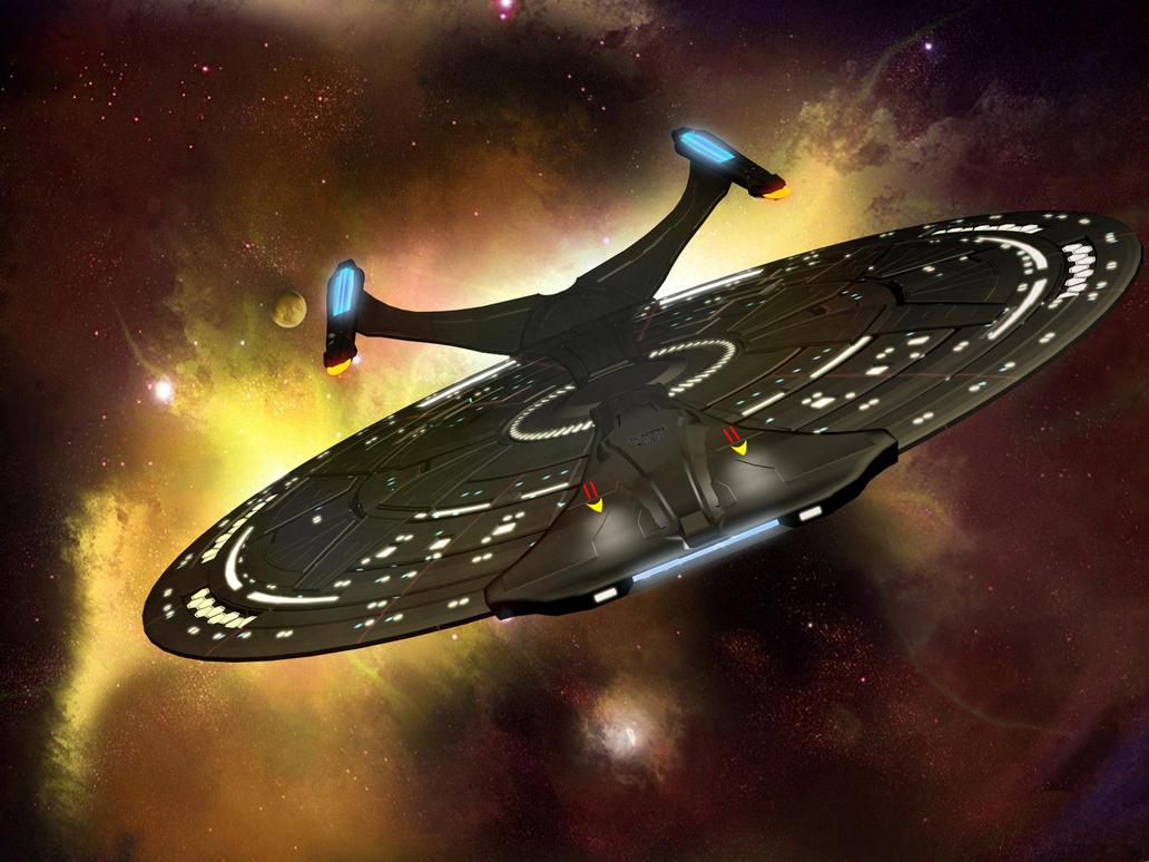star trek future starship - photo #33