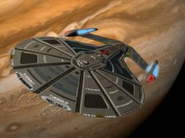 Enterprise I by davemetlesits