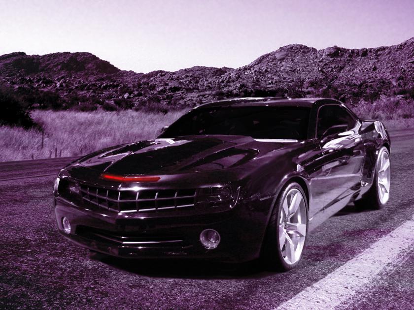 Knight Rider concept by davemetlesits