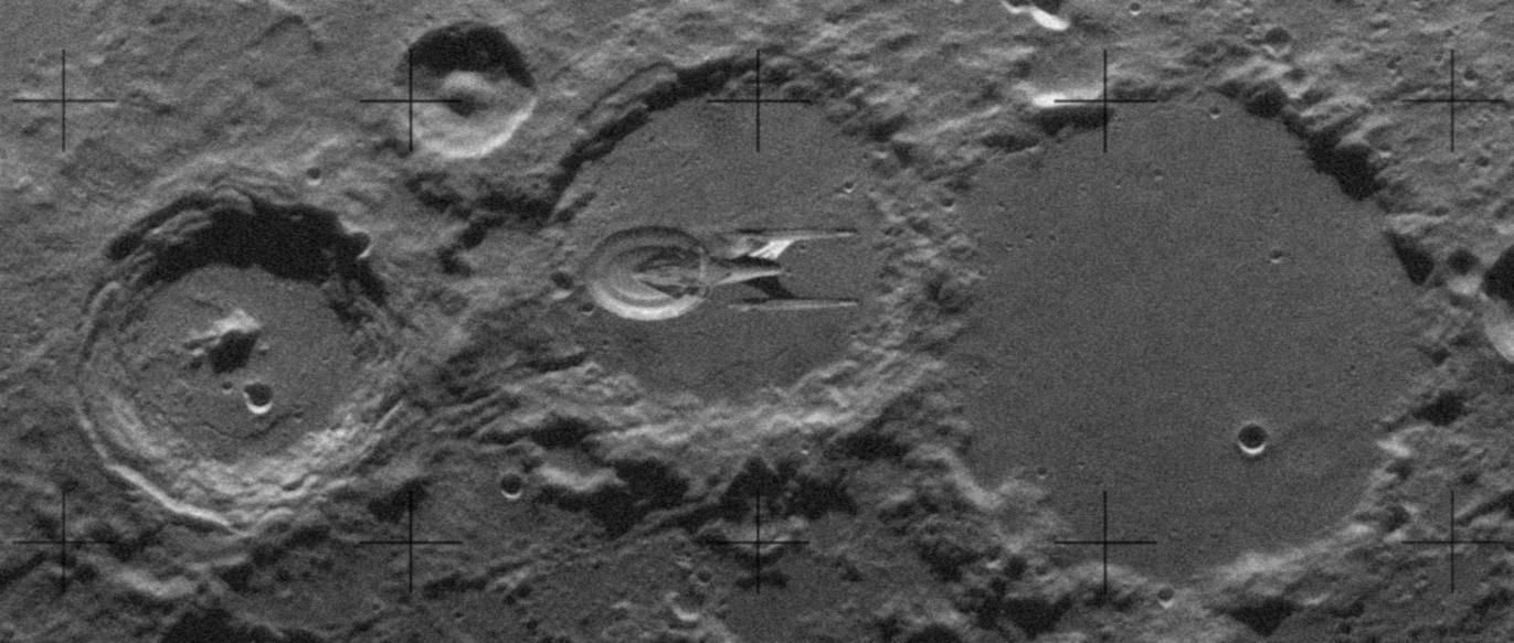 Secret NASA photo revailed by davemetlesits on DeviantArt