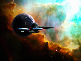 Destination: Infinity by davemetlesits