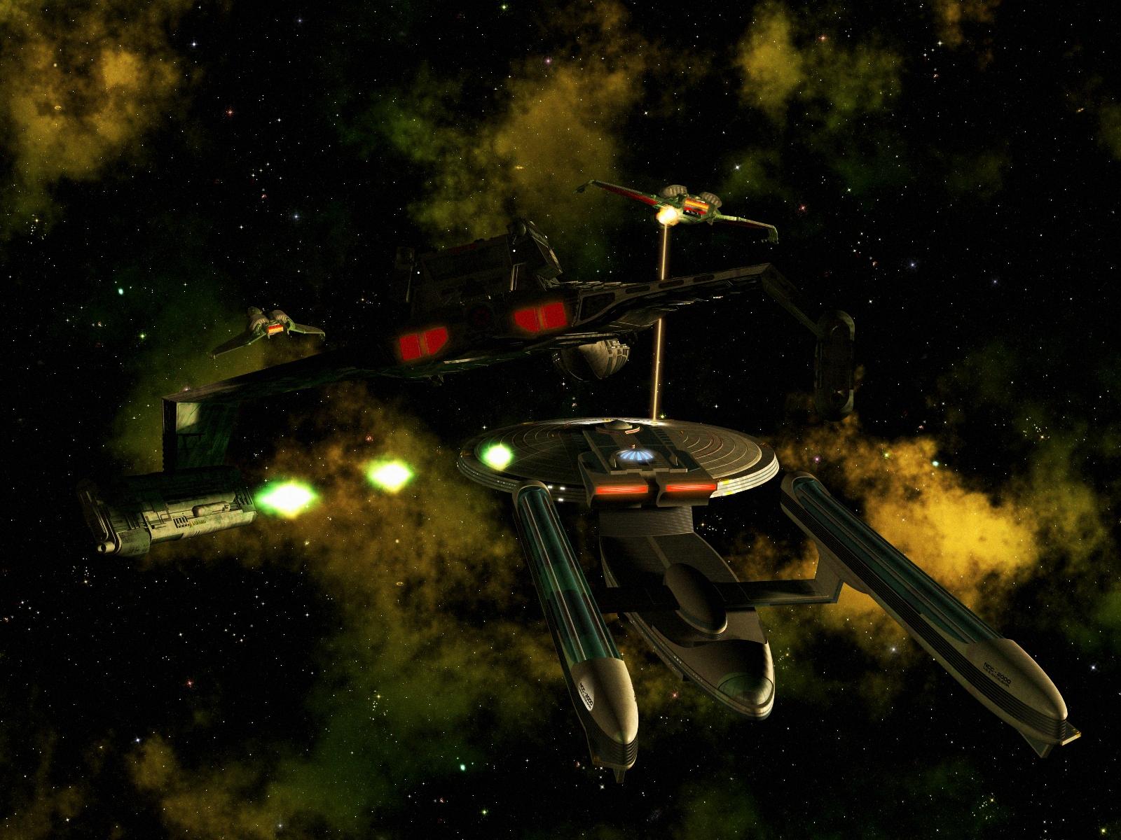 Sulu's war by davemetlesits