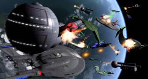 The battle of Cheron
