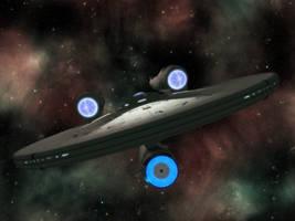 Brave new Enterprise by davemetlesits