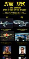 Star Trek - a comparison