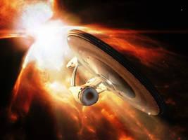 Star Furnace by davemetlesits