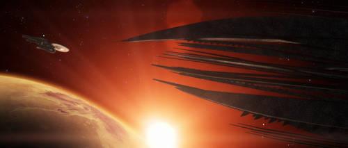 Terror over Vulcan