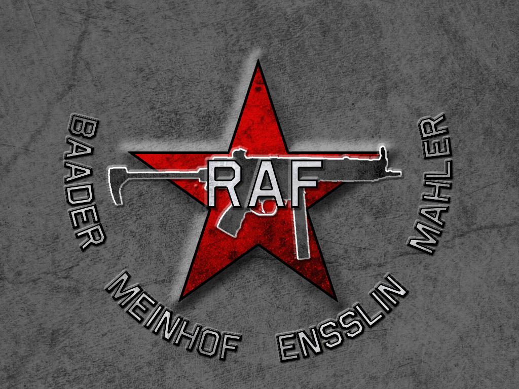 RAF - Rote Armee Fraktion by davemetlesits