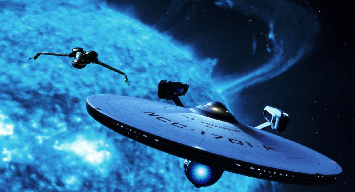 Romulans call it Vorta Vor by davemetlesits