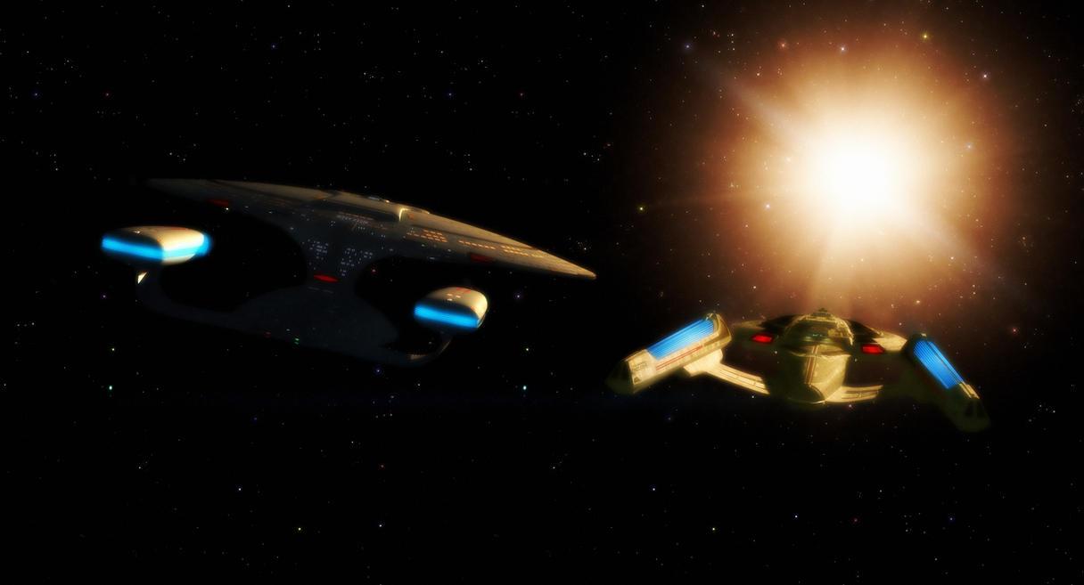 Heavy cruisers by davemetlesits