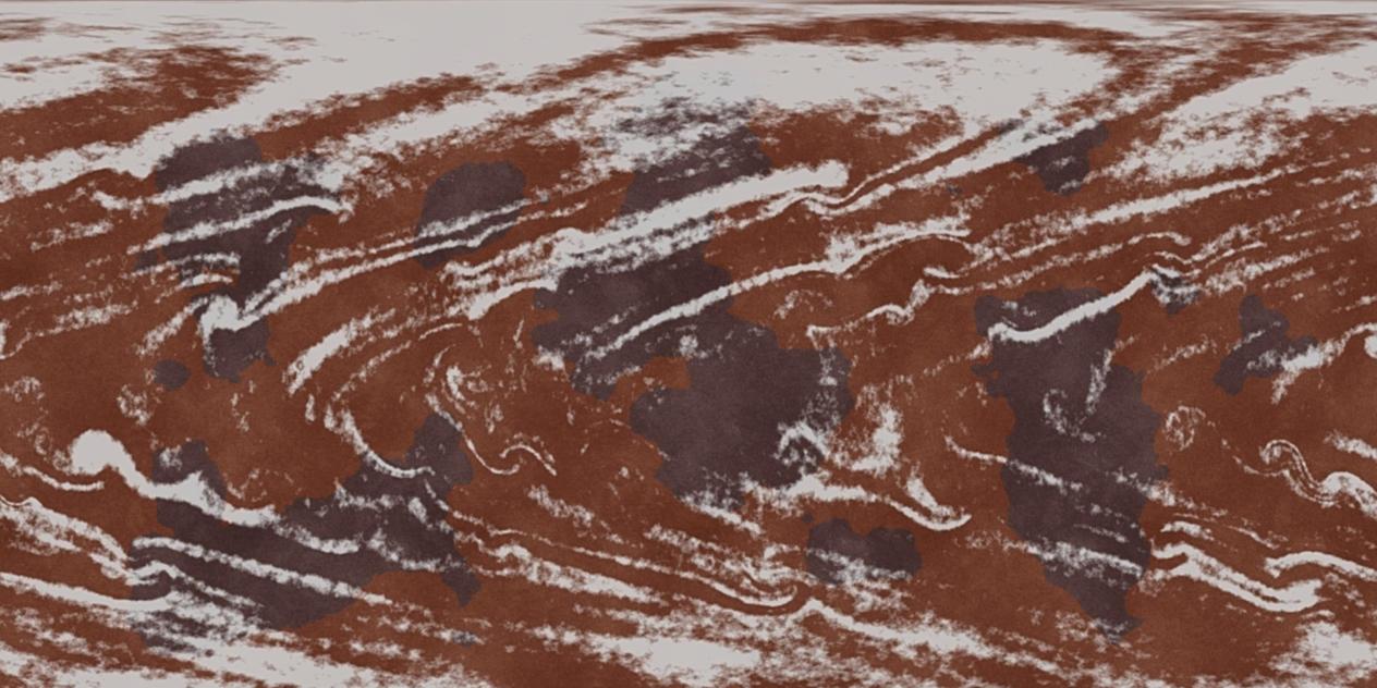 TOS reddish planet texture by davemetlesits