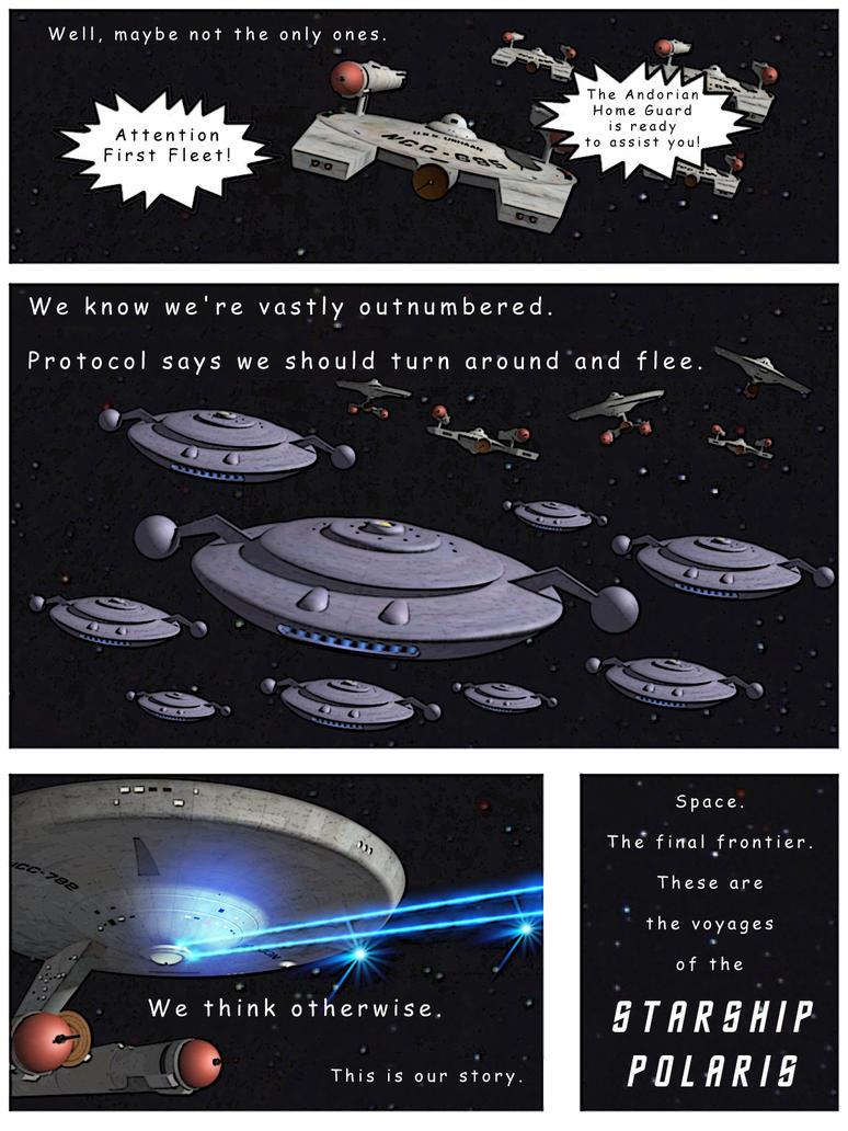 Polaris comic, pg 3 by davemetlesits