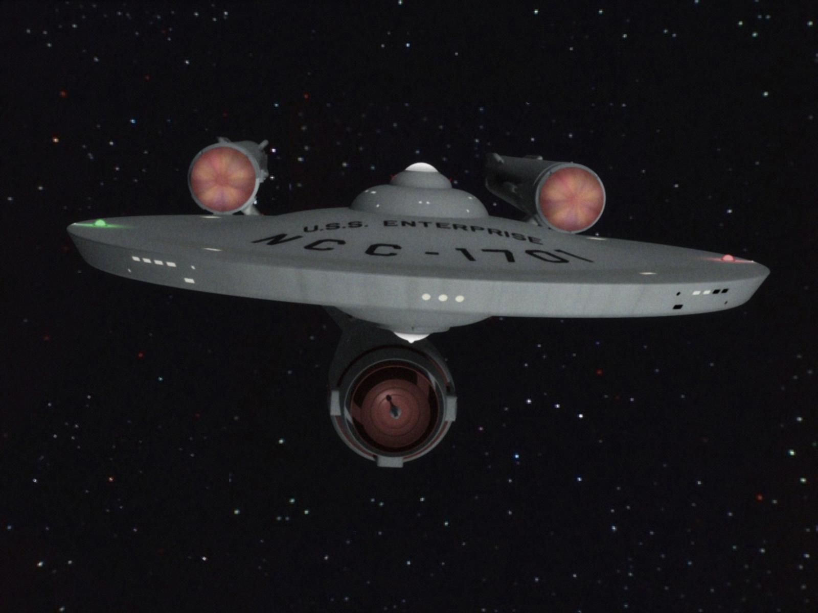 ScifiEric's Enterprise