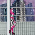 Arcee on Cybertron