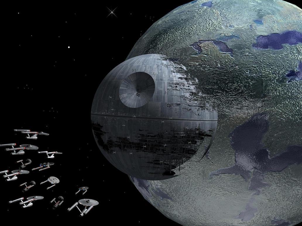 TrekWars - Not space station by davemetlesits