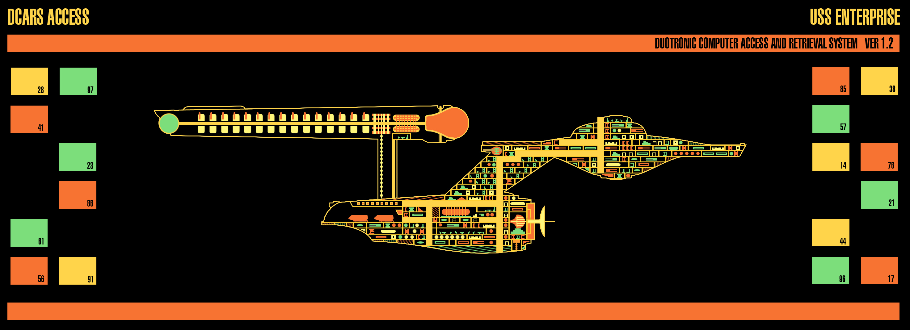 Constitution Class MSD By Davemetlesits Constitution Class MSD By  Davemetlesits