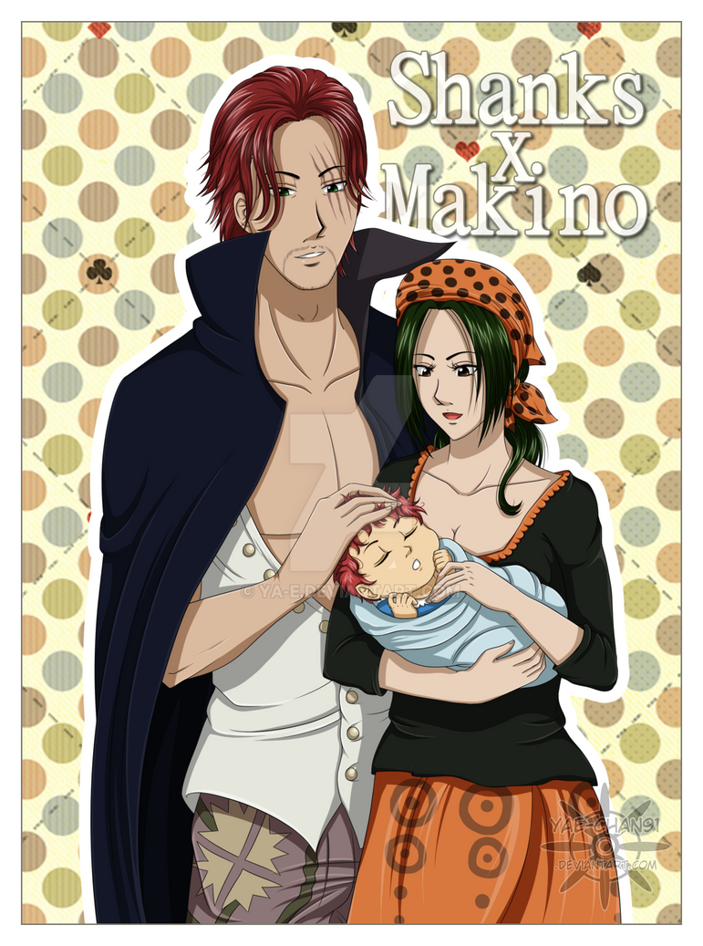 .: The Real Treasure :. [Shanks x Makino] by Ya-e