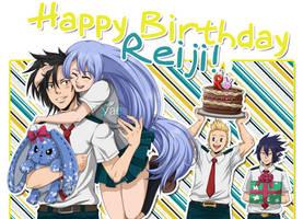 [BnHA] HAPPY BIRTHDAY REIJI!!