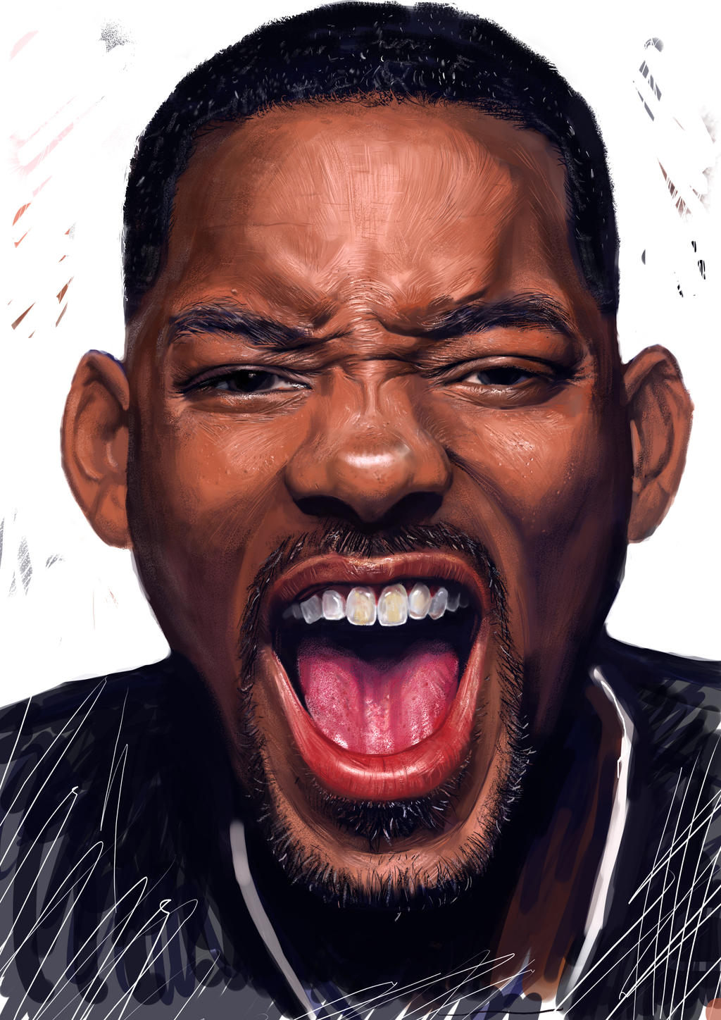 Will Smith by A-BB