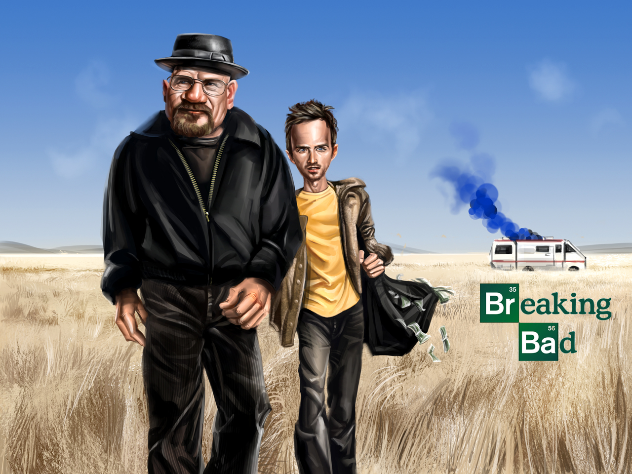 Breaking Bad by A-BB
