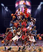 Michael Jordan Series by A-BB