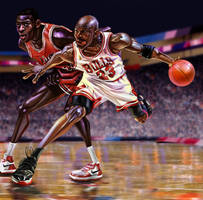 MJ pieces1 by A-BB