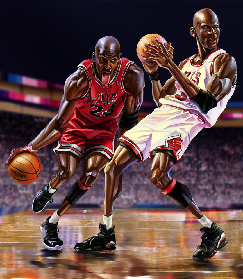 MJ pieces6 by A-BB