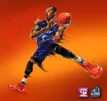 NBA AllStar DRose