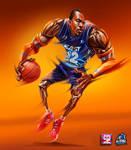 NBA AllStar DHoward