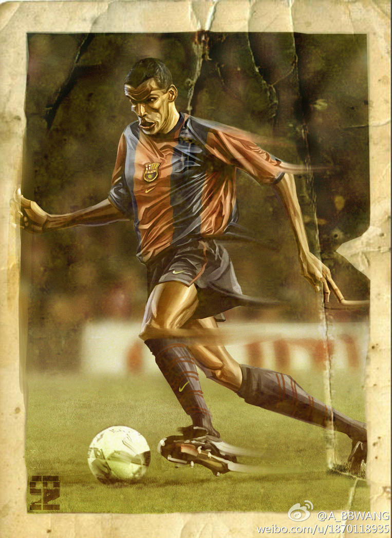 Rivaldo by A-BB