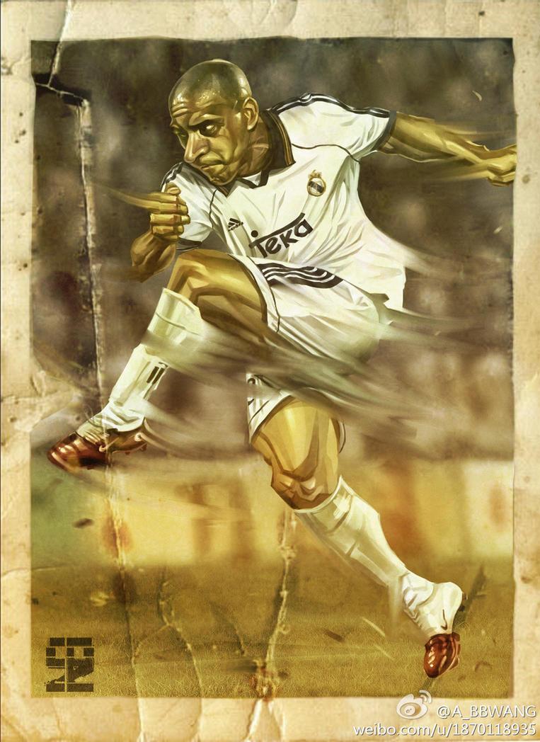 Roberto Carlos by A-BB