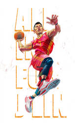 Jeremy Lin for adidas