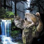 Werewolf Calendar - March