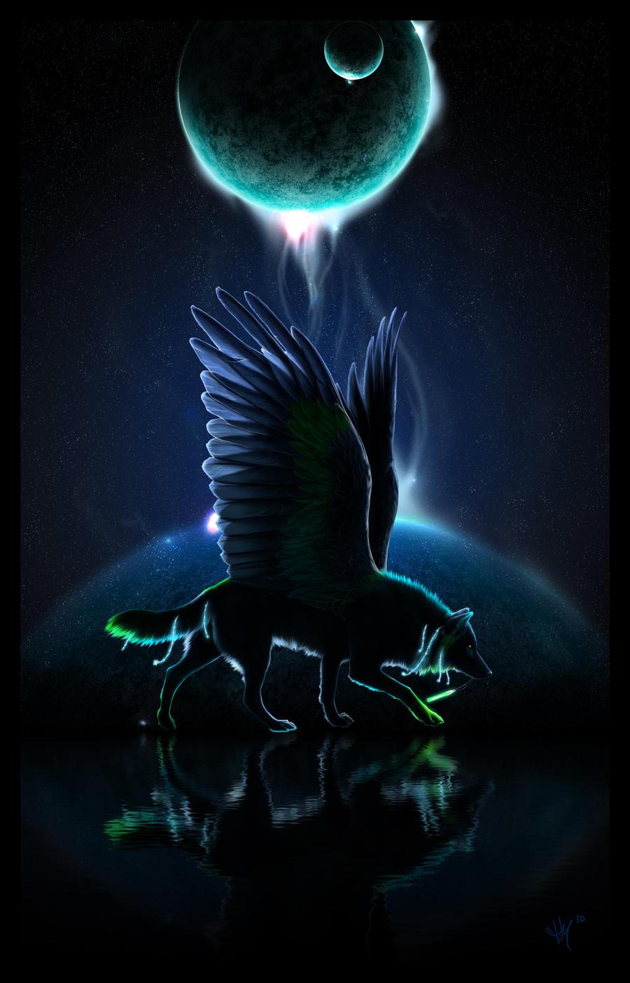 star walker by Novawuff