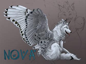 featherwuff by Novawuff
