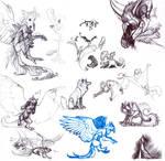 Sketchbook Hoopalah